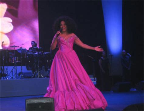 Diana Ross In Concert In Melbourne by Recent Events