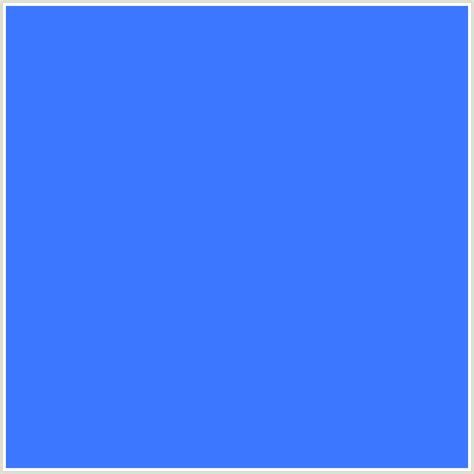 dodger blue 3c78ff hex color rgb 60 120 255 blue dodger blue