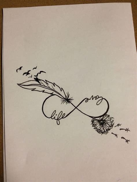 tattoo inspiration infinity 105 best tattoo inspiration images on pinterest ideas
