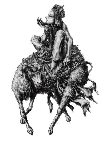 Paimon - 72 Espíritos da Goétia - Daemons - Demônios Goéticos