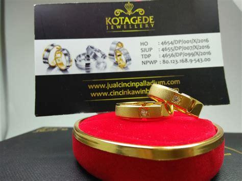 Cincin Kawin Tunangan Perak Kode Ac 114 cincin kawin emas m114yg jual cincin palladium