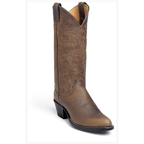 womans justin boots s justin 174 13 quot bay apache boots 104017 cowboy