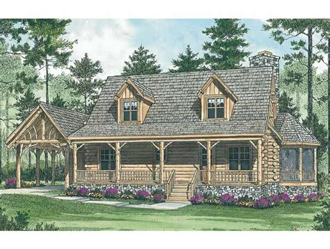 301 Moved Permanently Mountain Log House Plans