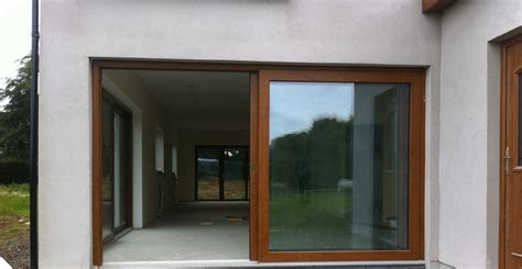Oak Patio Doors Lift Slide Patio Doors Oak Upvc K K Windows