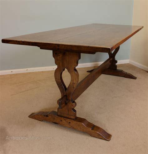 antique oak refectory dining table antiques atlas