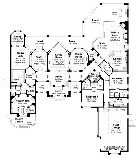 Monticello House Plans House Plan Monticello Sater Design Collection
