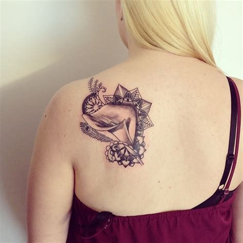 tattoo across shoulder blades 63 fantastic shoulder blade tattoos