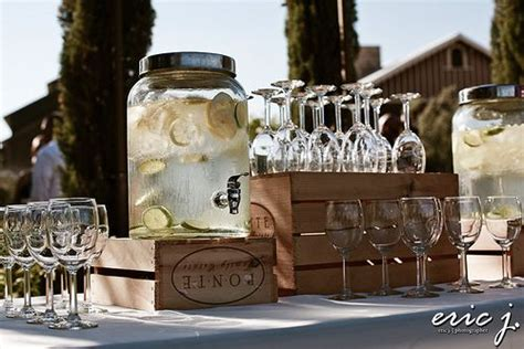 Come With Me Wedding Drinks by 25 Best Ideas About Drink Display On Drink