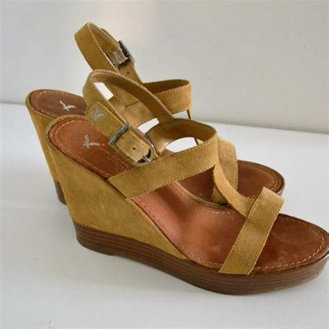 Wedges Sepatu American Eagles american eagle outfitters wedges on sale 68 wedges on sale