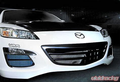 Grill Re by Re Amemiya Frp After Front Grill Mazda Rx 8 03 11