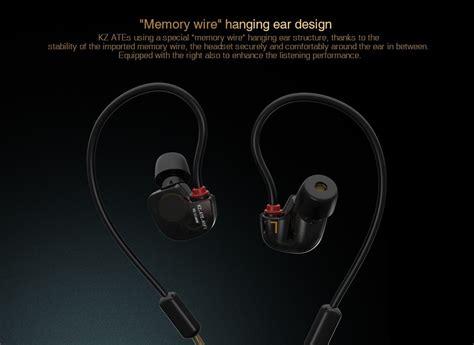 Knowledge Zenith Copper Driver In Ear Sports Earphones 3 5mm With Mic 2 knowledge zenith copper driver hifi sport earphone with