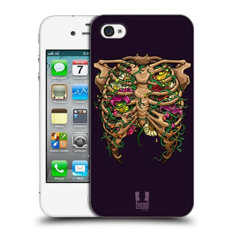 design apple iphone head case designs human anatomy case for apple iphone 4 4s