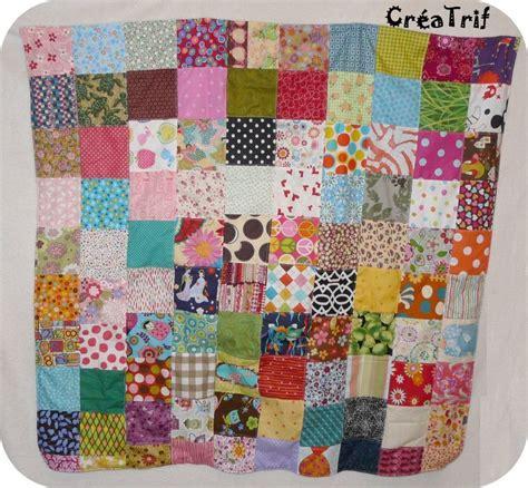 couverture patchwork