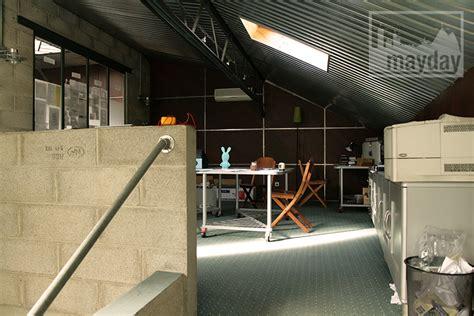 Modern Office In A Workshop Clav0029 Agence Mayday Bureau Moderne