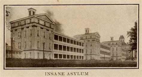 Lunatic Asylum maddalena lunatic asylum
