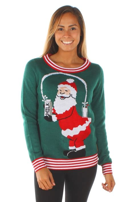 best play to get ugly christmas sweaters in az tipsy elves santa the sweater the ultimate sweater guide livingly