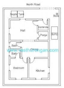 North Facing Floor Plans Per Vastu by Vastu Plan For North Facing Plot 2 Vasthurengan Com