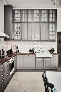 pinterest kitchen cabinets painted 25 best ideas about gray kitchens on pinterest grey