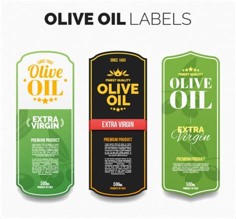 label design gallery 19 oil label templates psd ai eps vector format download