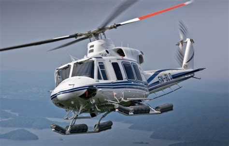 Heli Bell 412 Ep bell 412 helicopter reliability and comfort