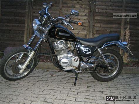 Suzuki Gn 400 1981 Suzuki Gn 400