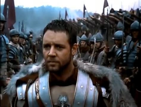 gladiator film russell crowe russell crowe gladiator quotes quotesgram