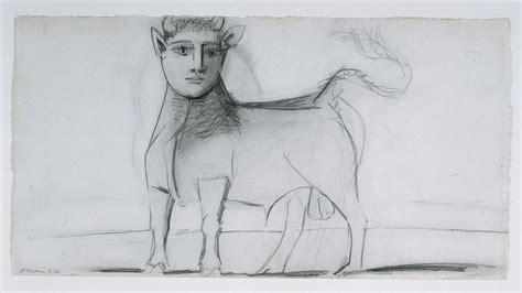 imagenes de toros para dibujar a lapiz pablo picasso pablo ruiz picasso toro con rostro