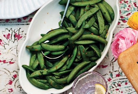 can dogs eat sugar snap peas sugar snap peas with mint and orange recipe epicurious