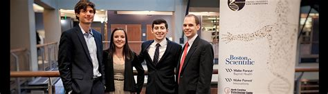 Boston Scientific Mba Marketing Manager by Optimistic Poole College Of Management Team Wins Honors