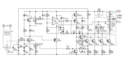 laboratory type power supply tl bd