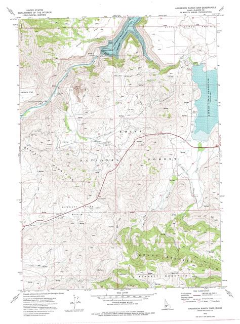 map of oregon dams ranch dam topographic map id usgs topo