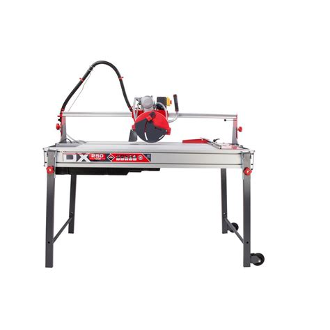 ridgid 8 in tile saw with stand r4040s the home depot