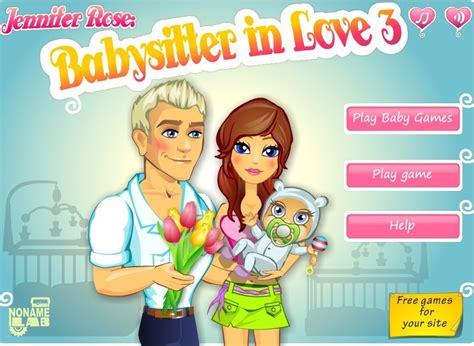 juegos para chicas isla de juegos babysitter in love 3 juego de chicas taringa