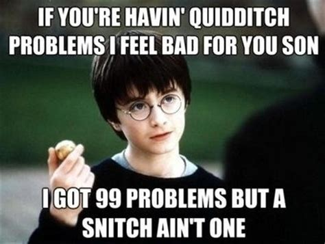 Find Funny Memes - 18 jokes only quot harry potter quot fans will find funny