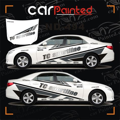 Car A Sticker by Car Sticker Decals Www Pixshark Images Galleries
