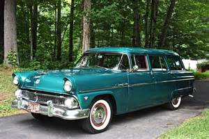1955 Ford Station Wagon Auctions 1955 Ford Customline Country Sedan Station