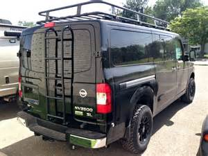 17 best images about my nissan nv 3500 on four