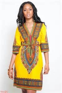 Thread best african print dresses designs 2015