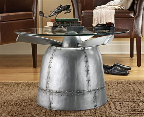 Faux Books For Decoration World War Ii Torpedo Bomber Propeller Table The Green Head