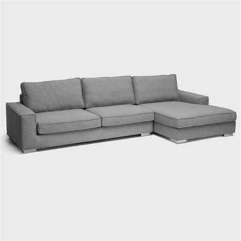 Modern Gray Sectional Sofa Gray Gray Sectional