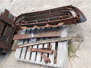 Used Chevrolet Truck Parts Sell Used 57 Chevy Truck Big Window Project Lots
