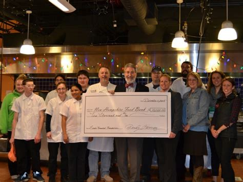 Food Pantry Concord Nh by Lincoln Financial Issues 10k Culinary Grant