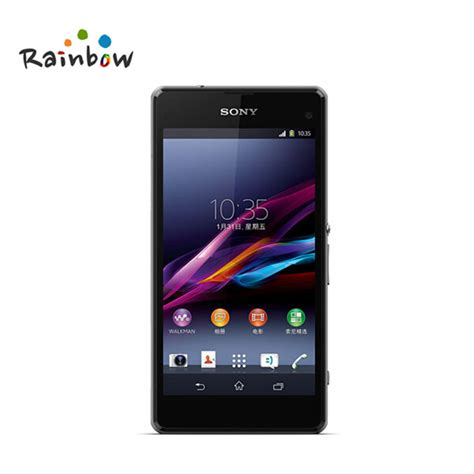 aliexpress mobile phones aliexpress com buy original sony xperia z1 compact d5503