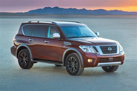 nissan armada suv 2017 nissan armada suv pricing for sale edmunds