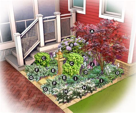 Landscape Ideas Zone 6 Alluring 90 Shade Garden Ideas Zone 6 Decorating