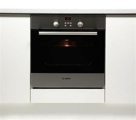 electric oven with induction hob buy bosch pia611b68b electric induction hob with hbn331e2b electric oven free delivery currys