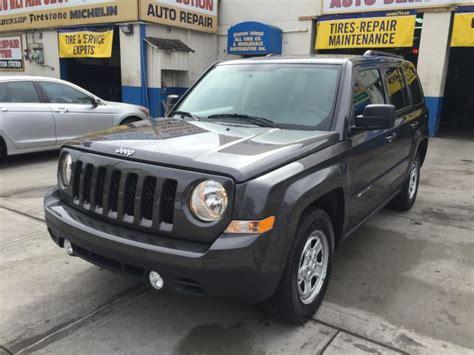 Jeep Patriot Sport For Sale Used 2015 Jeep Patriot Sport Suv 13 990 00