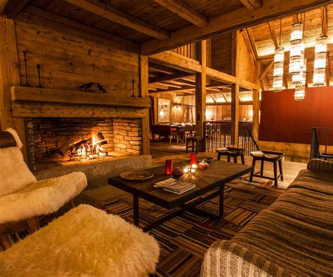hotel avec cheminee 3 chalets de prestige pour cocooner cet hiver riviera