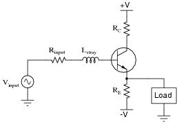 transistor lifier meaning capacitor c