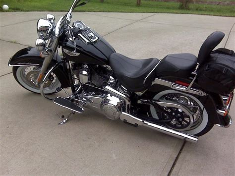 Harley Davidson Seats For Softail by Softail Deluxe Seats Harley Davidson Forums